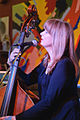 Jennifer Leitham Trio at Cafe 322, 7 March 2012 (6817616706).jpg