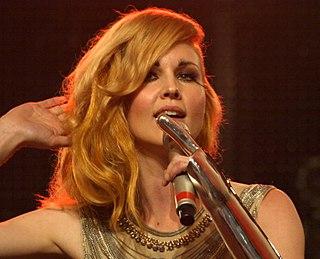 Jenny Silver Swedish singer