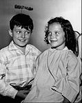 Jerry Mathers Jeri Weil Leave It to Beaver 1958.JPG