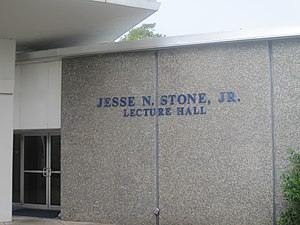 Jesse N. Stone - Jesse N. Stone, Jr., Lecture Hall at Southern University at Shreveport