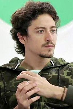Jesuíta Barbosa Brazilian actor