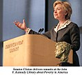 JfklibraryHillary Clinton speaks JFK Library.jpg