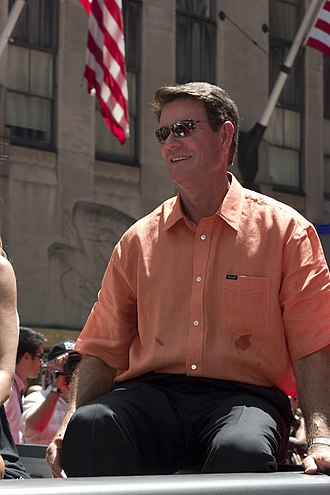 Jim Palmer - Palmer at a 2008 parade