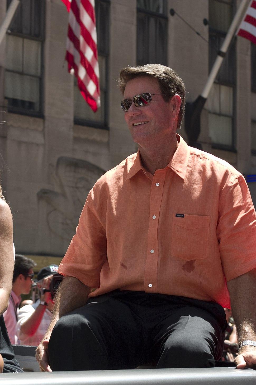 Jim Palmer All Star Parade 2008