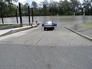 Jindalee, Queensland - Jindalee Boat Ramp, 2010