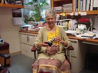 Joan A. Steitz American biochemist