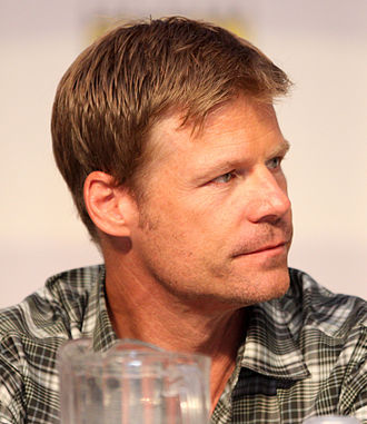 Joel Gretsch - Joel Gretsch at the 2010 San Diego Comic-Con