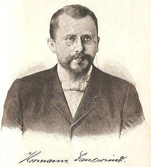 Hermann Ganswindt - Johann Hermann Ganswindt