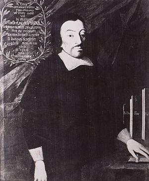 Angelus Silesius - Image: Johannes Scheffler