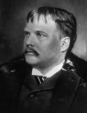 John Wellborn Root - Portrait of John Wellborn Root