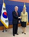 John Bolton and South Korean FM Kang.jpg