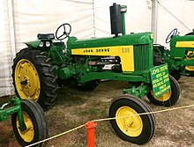List of John Deere tractors - Wikipedia Jd Starter Wiring Diagram on jd 4230 tractor, mf 165 wiring diagram, ih super a wiring diagram, ford 3000 wiring diagram,