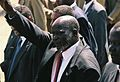 John Garang waving.jpg