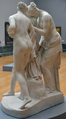 John Gibson (1790-1866) Hylas Surprised by the Naiades (1827-c36) back left, Tate Britain, December 2012 (8387346763).png