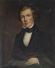 Portrait of Benjamin Conklin