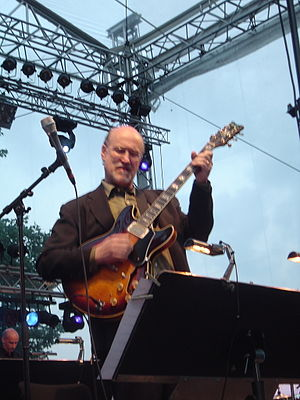 John Scofield - At the International Jazz Festival Enschede, 2007