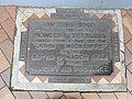 John Wickliffe landing site plaque Dunedin .jpg