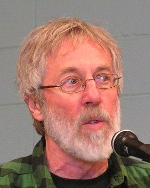 John Zerzan - Zerzan lecturing at the 2010 Bay Area Anarchist Book Fair
