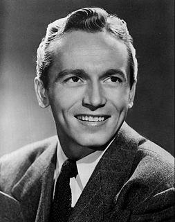 Johnnie Johnston actor and singer