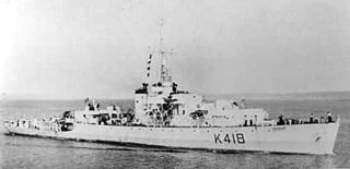 HMCS <i>Joliette</i> (K418)