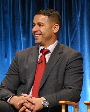 Jon Huertas - Huertas at the 2012 PaleyFest honoring ABC's Castle.