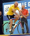 Joop Zoetemelk Tour 2010 team presentation.jpg