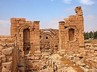 Rabba - Roman and Byzantine Ruins at Er Rabba