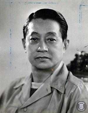 Philippine House of Representatives elections, 1941 - Image: Jose Zulueta portrait