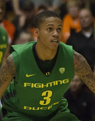 2014–15 Pac-12 Conference men's basketball season - Player of the Year Joseph Young of Oregon