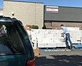 Josh Harder volunteering at Hanshaw Middle School.jpg
