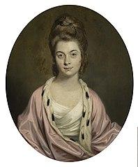 Portrait of Mrs. Thomas Watkinson Payler