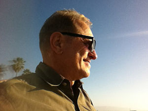 Michael Linder - Image: Journalist and producer Michael Linder, Los Angeles, November 2012