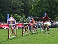 Jousting at Leeds Castle - geograph.org.uk - 653087.jpg