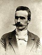 Jozef Pilsudski in 1899