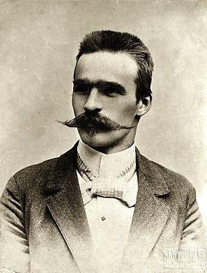Józef Piłsudski - Piłsudski in 1899
