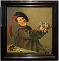 Judith leyster, peeckelhearing (figura comica), 1629, 01.jpg