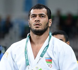 Judo at the 2016 Summer Olympics, Gasimov vs Khaibulaev 14.jpg
