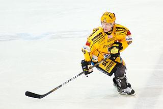Jukka Hentunen Finnish ice hockey player