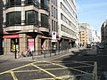 Junction of Chancery Lane and Fleet Street - geograph.org.uk - 966948.jpg