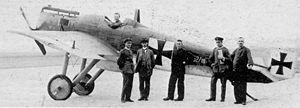 Junkers J 2 - Third-built example of the Junkers J.2, E.252/16