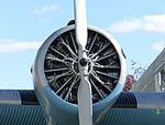 Junkers Ju 52 en el Museo del Aire, Madrid, España, 2016 02.jpg