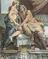 Jupiter and Juno - Annibale Carracci - 1597 - Farnese Gallery, Rome.jpg