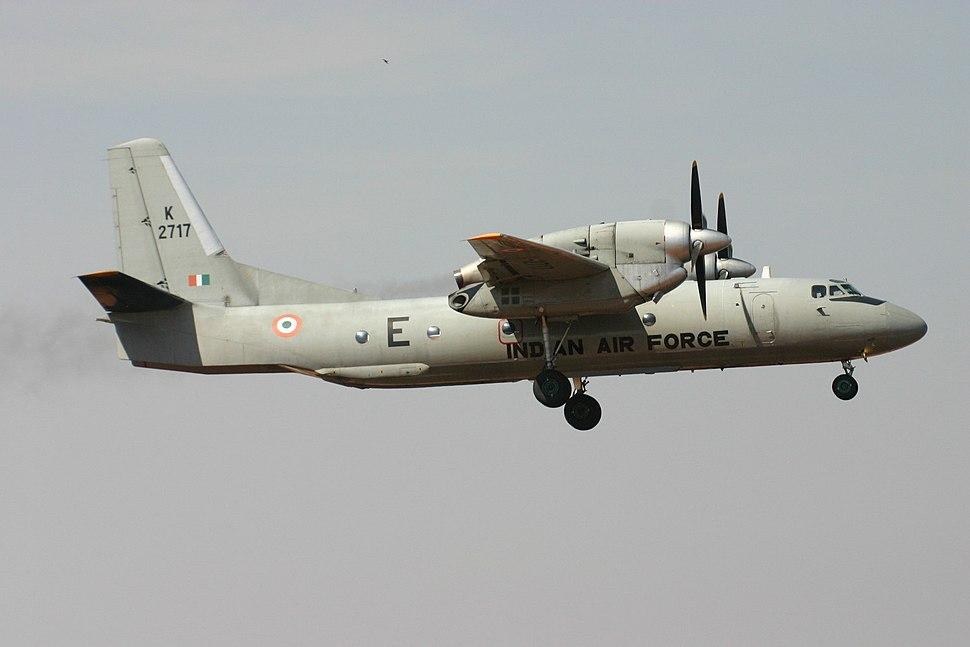 K2717 Antonov An.32 Indian Air Force (8414615752)