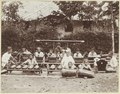 KITLV - 3653 - Lambert & Co., G.R. - Singapore - Malay gamelan in the Straits Settlements - circa 1890.tif