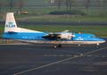 KLM Cityhopper Fokker 50 PH-LXJ AMS 2006-4-26.png
