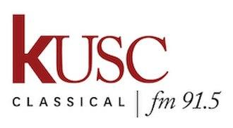 KUSC - Image: KUSC Logo