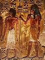 KV17, the tomb of Pharaoh Seti I of the Nineteenth Dynasty, Burial chamber J, Valley of the Kings, Egypt (49846341266).jpg