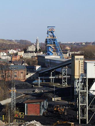 Silesia - Coal Mine Bolesław Śmiały, Łaziska Górne