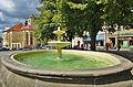 Kašna na Masarykově náměstí, Boskovice, okres Blansko.jpg