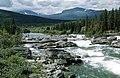Kamajokk river, Jokkmokk, Lappland, Sweden, Sweden (16032662613).jpg